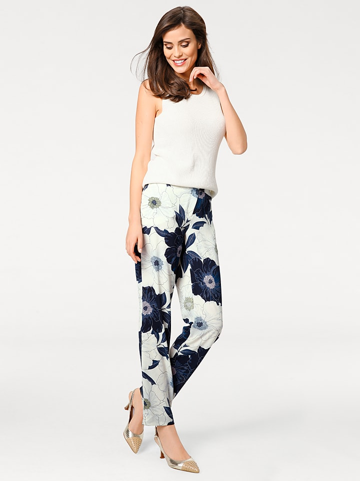 Ashley brooke by heine Hose in Wei
