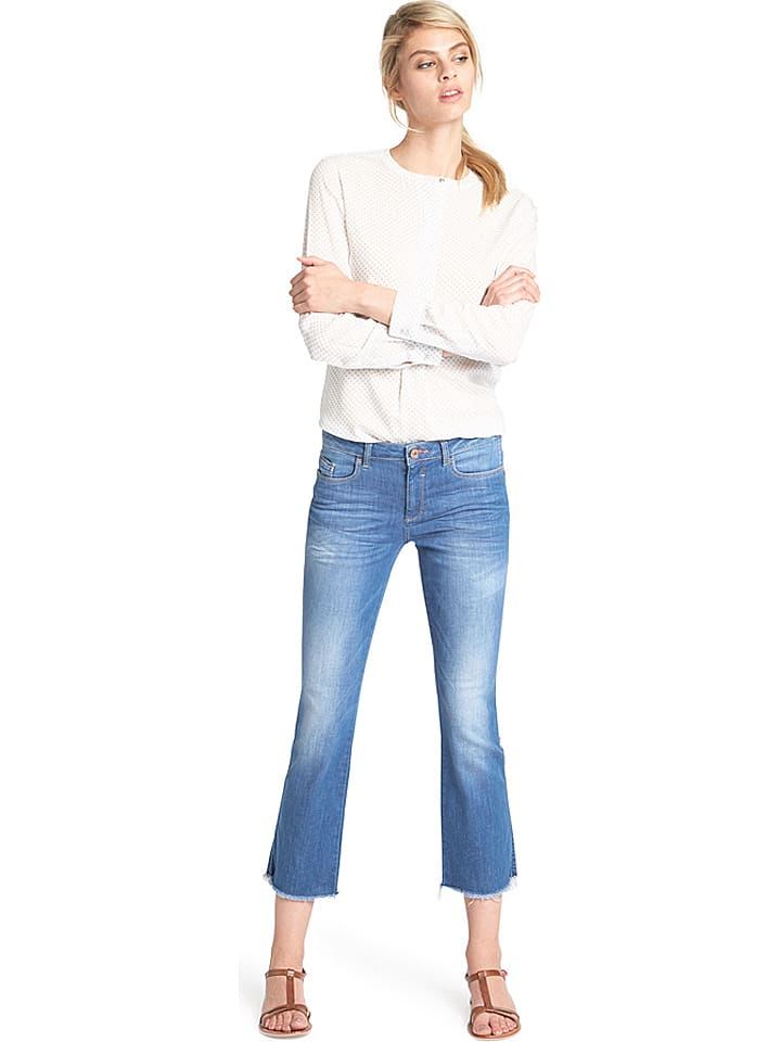 """H.I.S Jeans """"Sunny"""" - Bootcut - in Blau"""