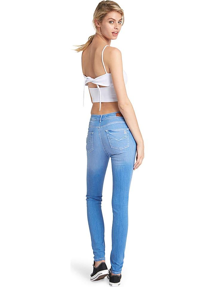 "H.I.S Jeans ""Lorraine"" - Superskinny fit - in Blau"