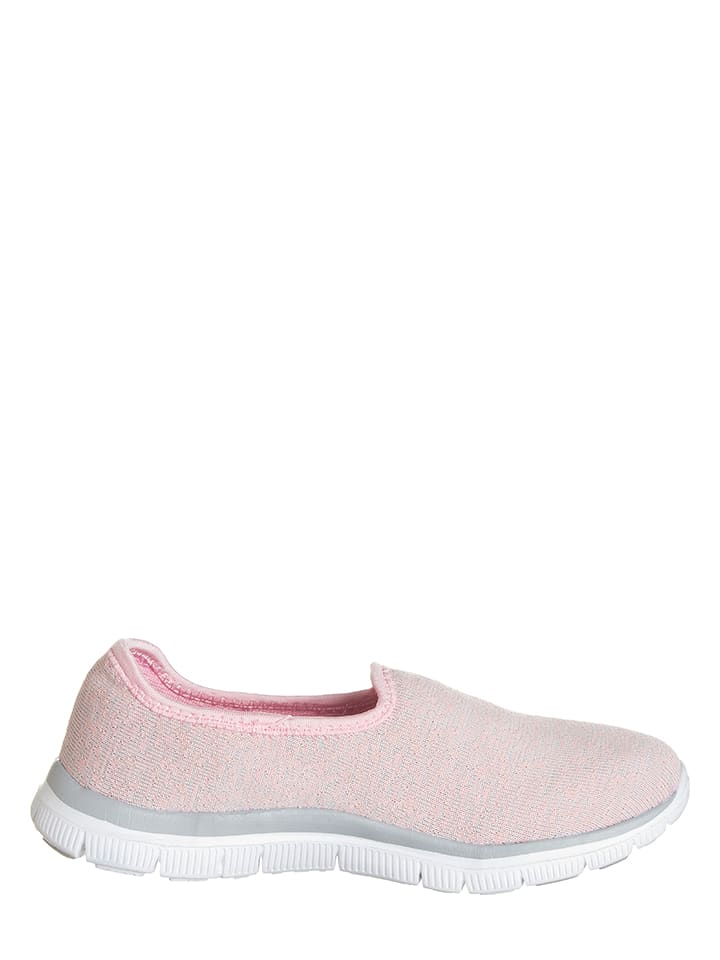 "Kangaroos Slipper ""Kalla"" in Rosa"