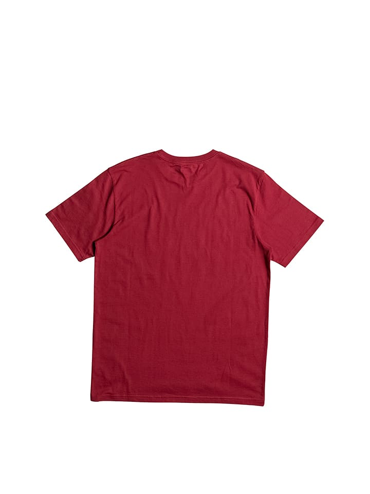 "DC Shoes Shirt ""Keep Rolling"" in Rot"