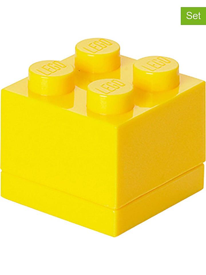 De Lego Lot Lot Lego 2Boîtes Repas sdxBhrCotQ