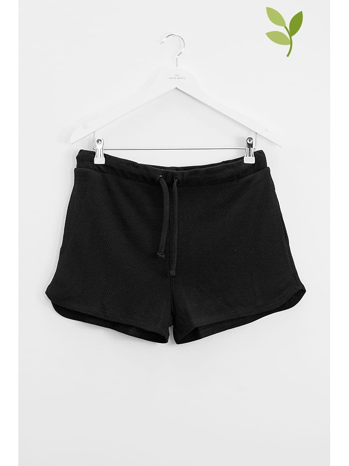 "THE WH/TE BR/EFS Shorts ""Caprice"" in Schwarz"