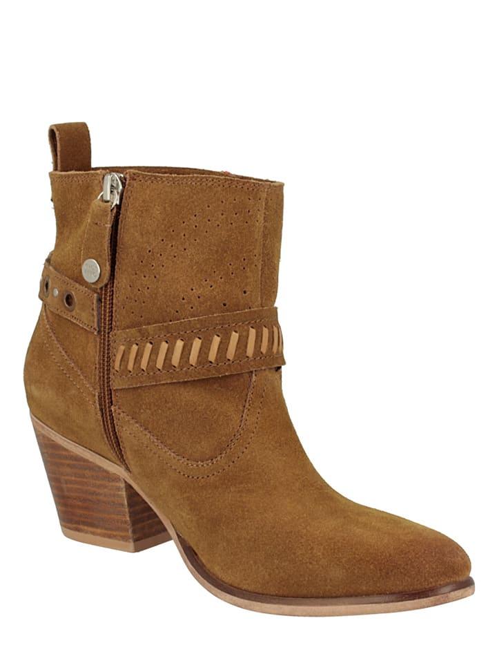 "Gioseppo Sneakers ""Didian"" in Hellbraun"