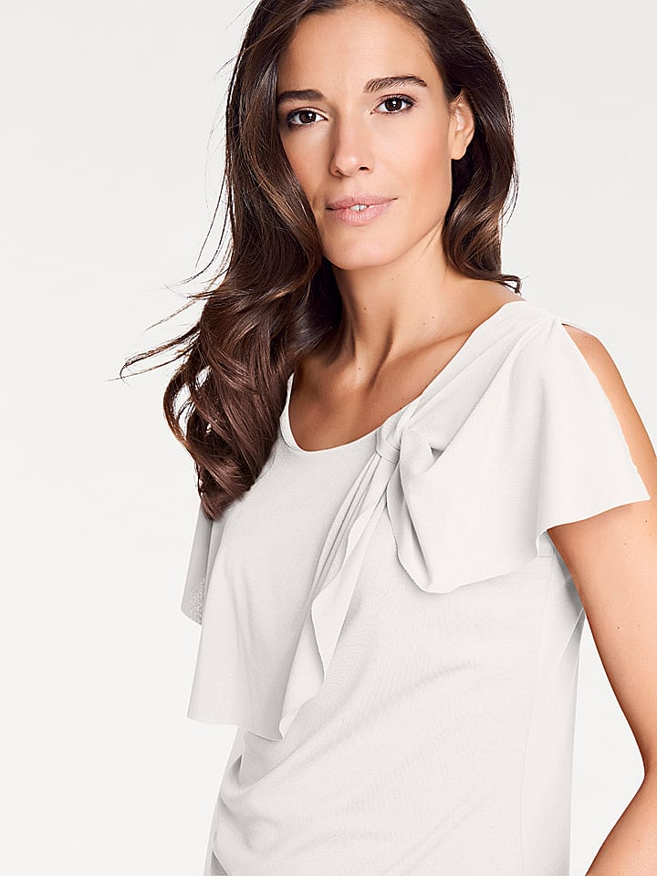 PATRIZIA DINI by heine Shirt in Creme