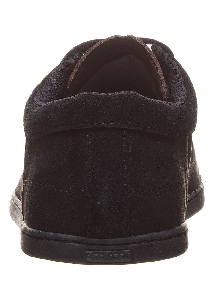 "Boxfresh Leder-Sneakers ""Losium"" in Schwarz"