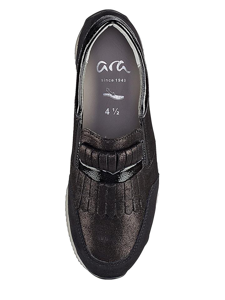 c681e760c69e Leder Leder Leder In Slipper Lissabon Lissabon Lissabon Lissabon Ara Shoes  Limango Outlet Schwarz 5xwnwAIq