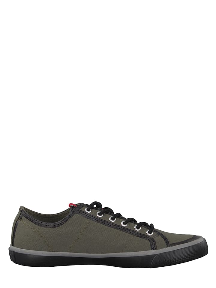 S. Oliver Sneakers in Khaki