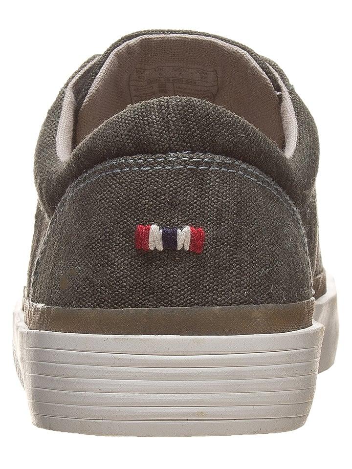 """Napapijri Sneakers """"Gobi"""" in Grau"""