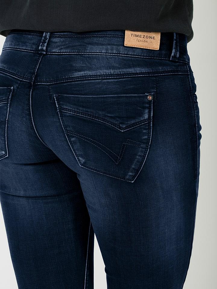"Timezone Jeans ""Enya"" - Slim fit - in Dunkelblau"