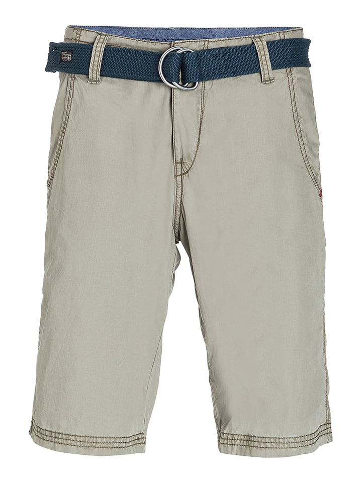 "Timezone Bermudas ""Russell"" - Regular fit - in Khaki"