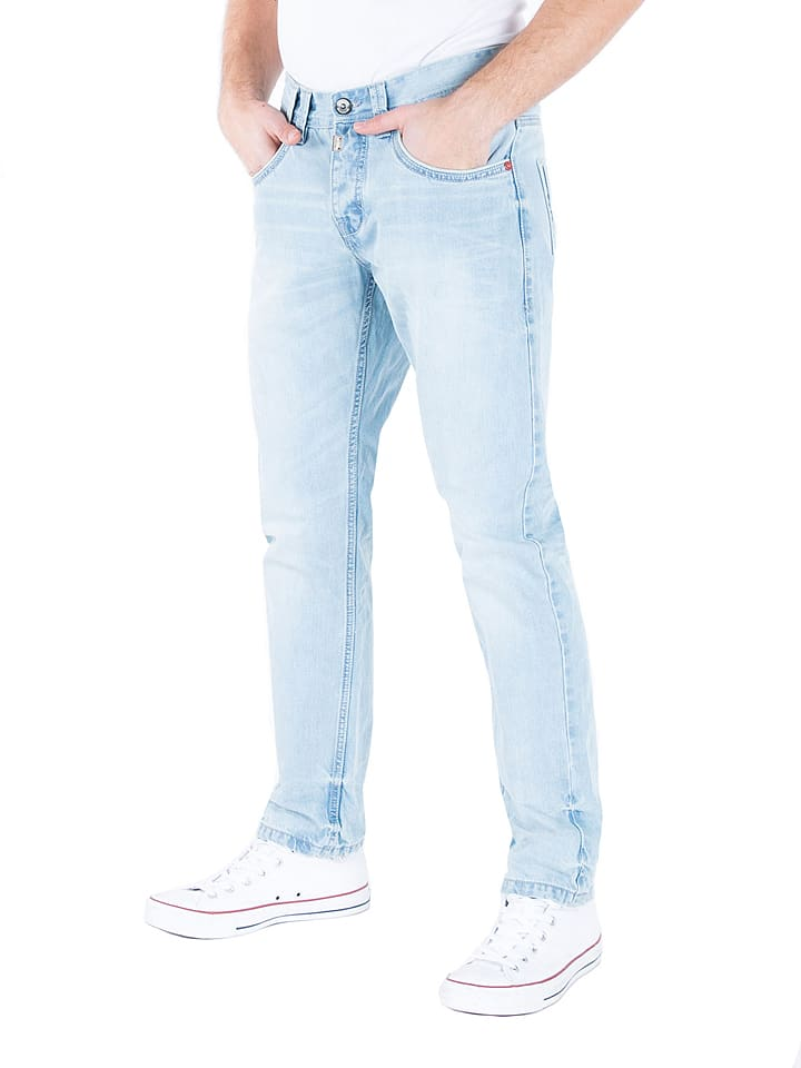 "Timezone Jeans ""Gerrit"" - Regular fit - in Hellblau"