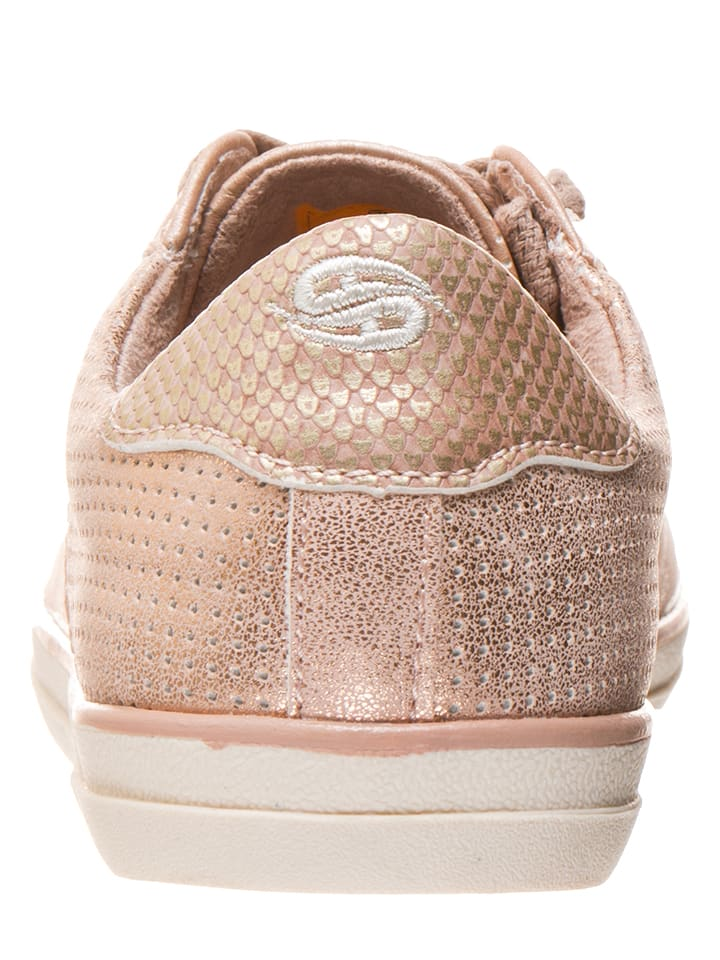 Dockers by Gerli Sneakers in Rosa