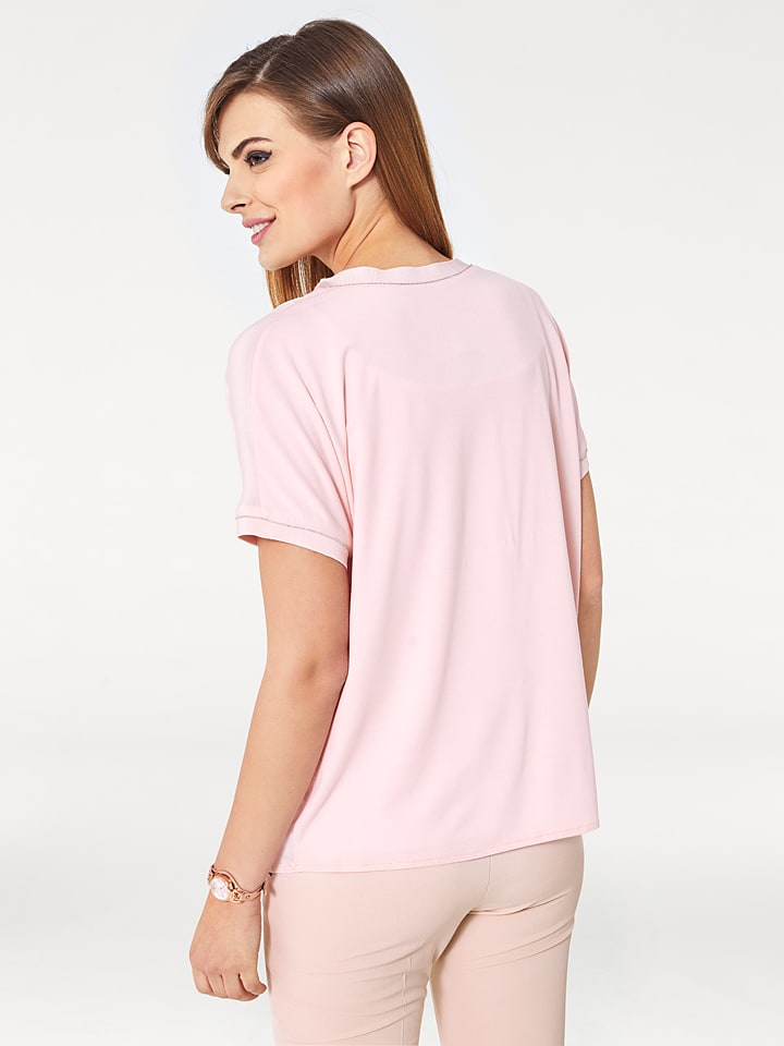 Ashley brooke by heine Shirt in Rosa