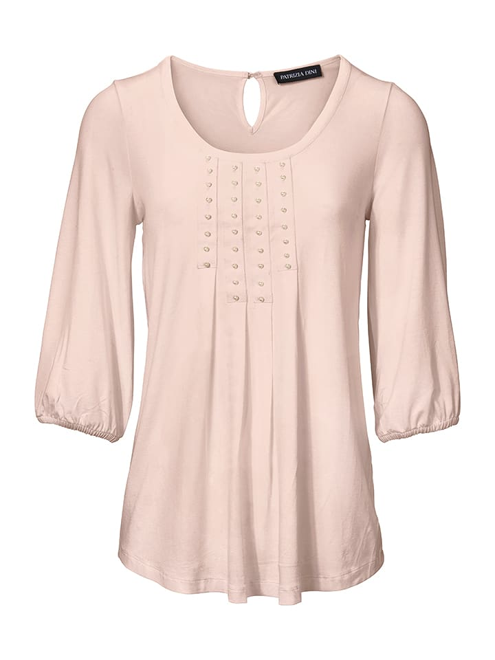 Patrizia Dini Shirt in Rosa