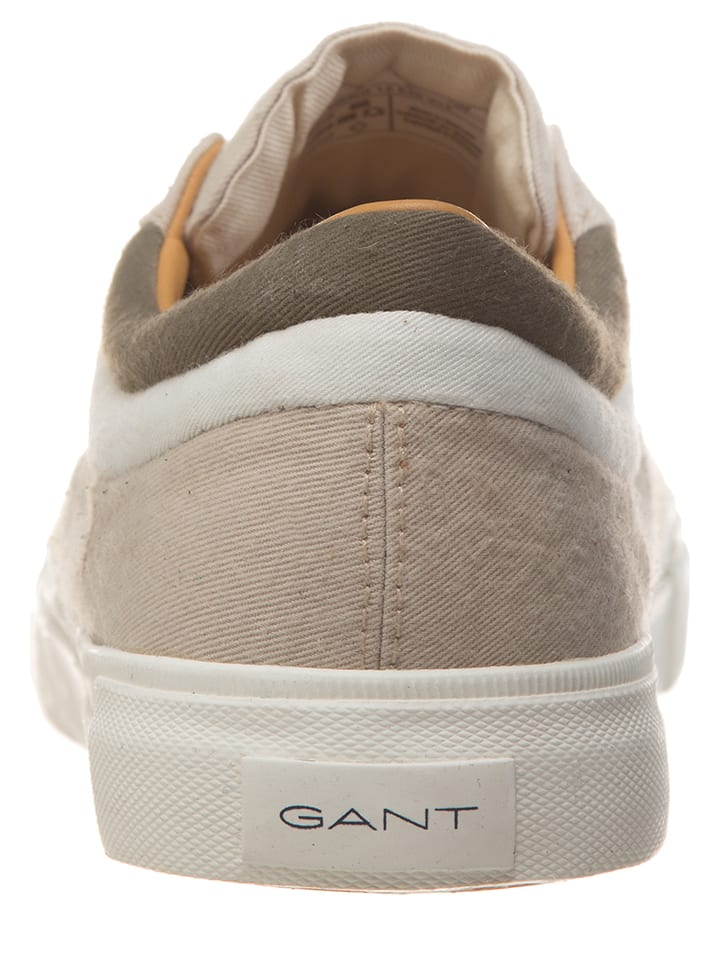 "GANT Footwear Sneakers ""Hero"" in Beige"