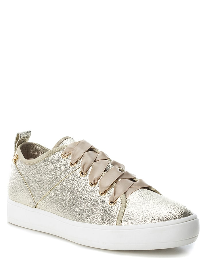 Refresh Sneakers in Gold
