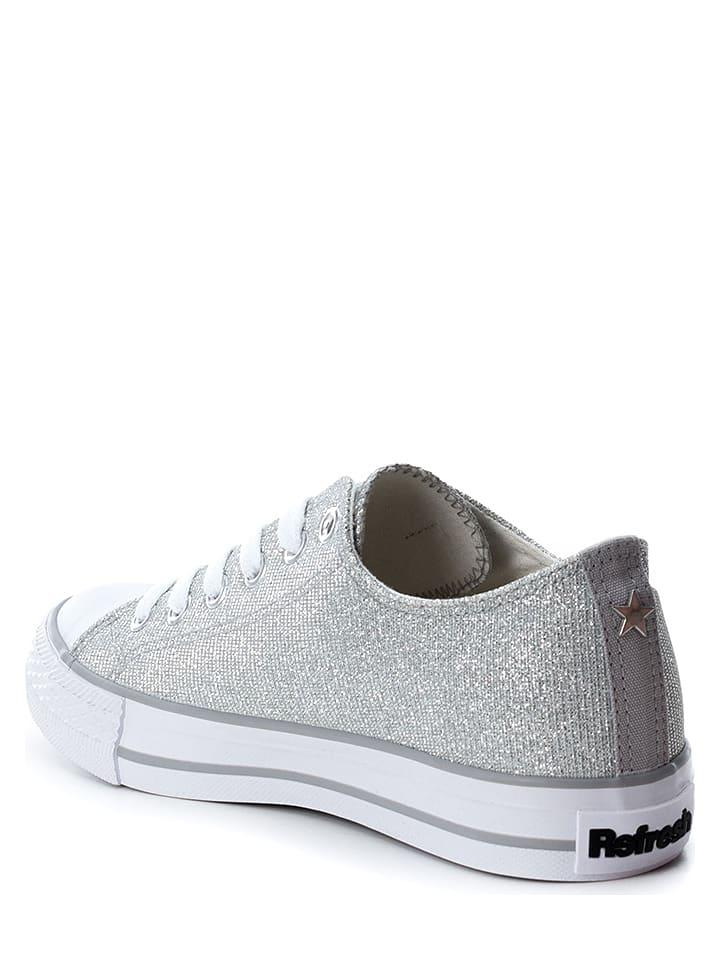 Refresh Sneakers in Silber