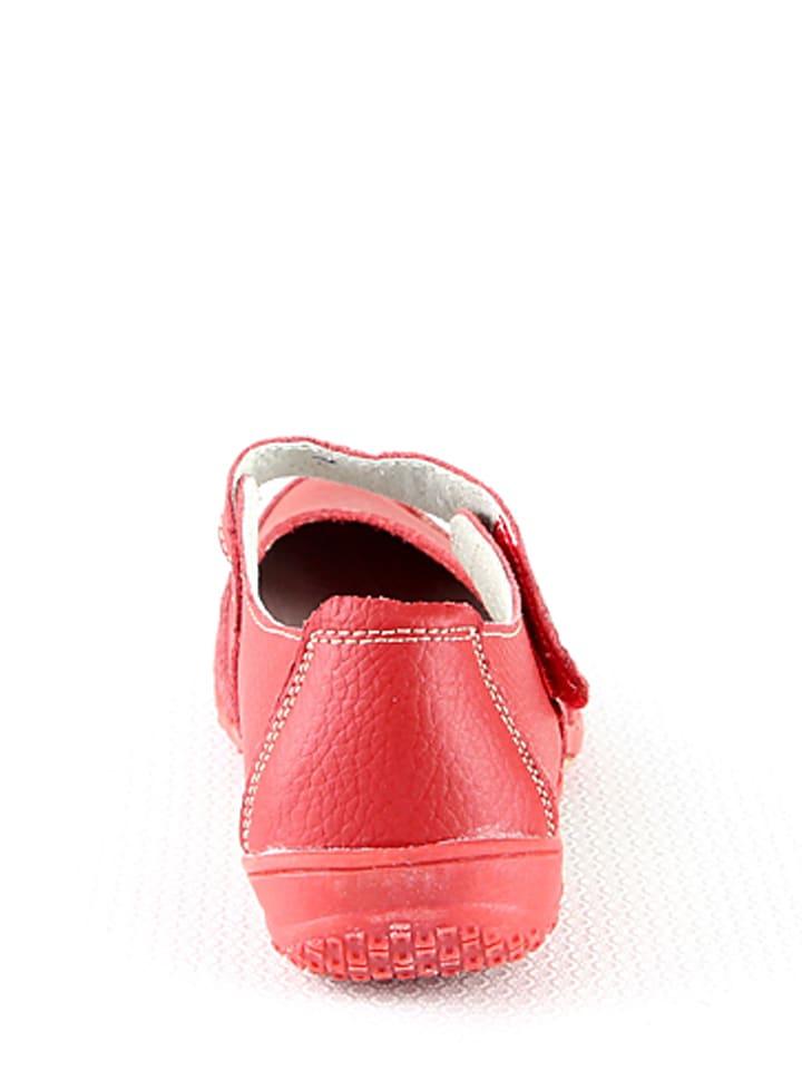 Suredelle Rot Suredelle in Leder Ballerinas Leder qgp65P7