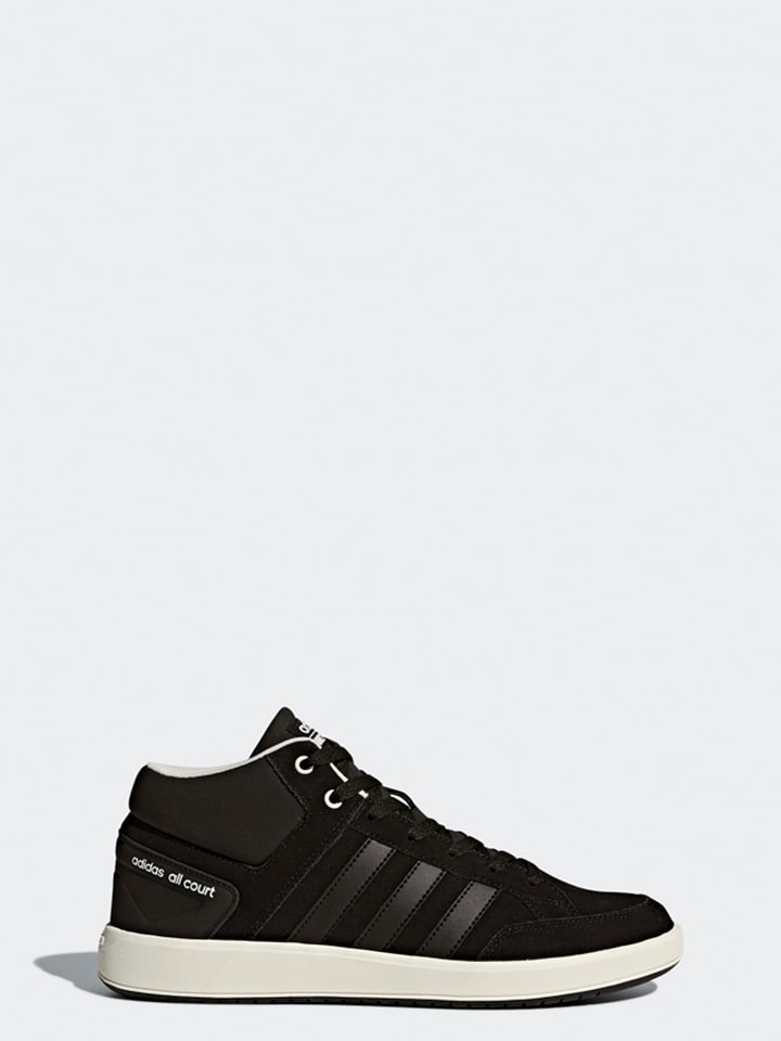 All Sneakers Zwart Cour Cloudfoam Neo Adidas qtR5YY