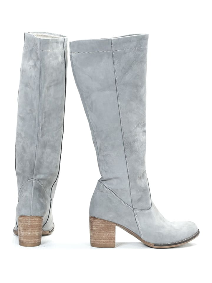 Leder Outlet In AnthrazitLimango Stiefel Zapato 9EIHD2