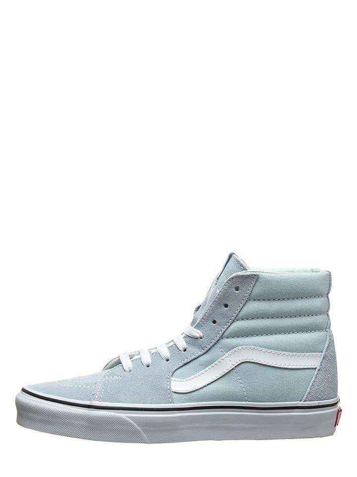 Leder Outlet Sk8 HellblauLimango Sneakers In Vans Hi m80OnNwv