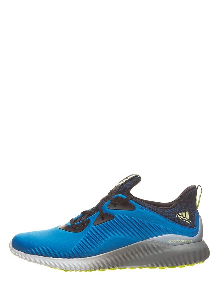 official photos 5e068 19ee5 Adidas Outlet Alphabounce De Bleu Running Limango Chaussures