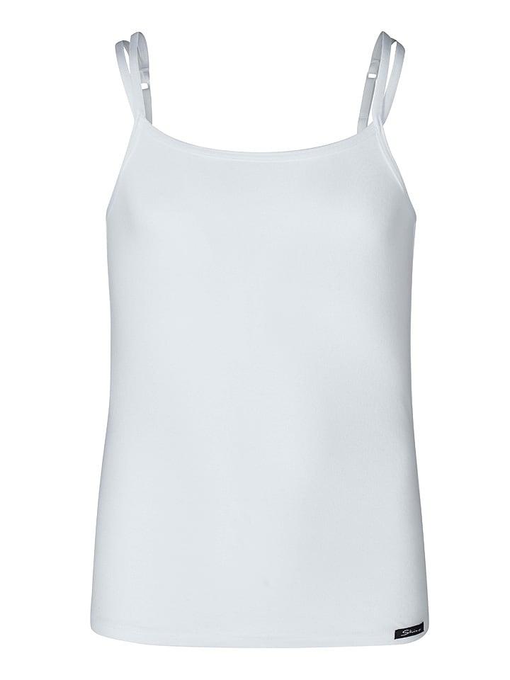 8a5e4f91f3 Skiny Hemdchen in Weiß günstig kaufen | limango Outlet