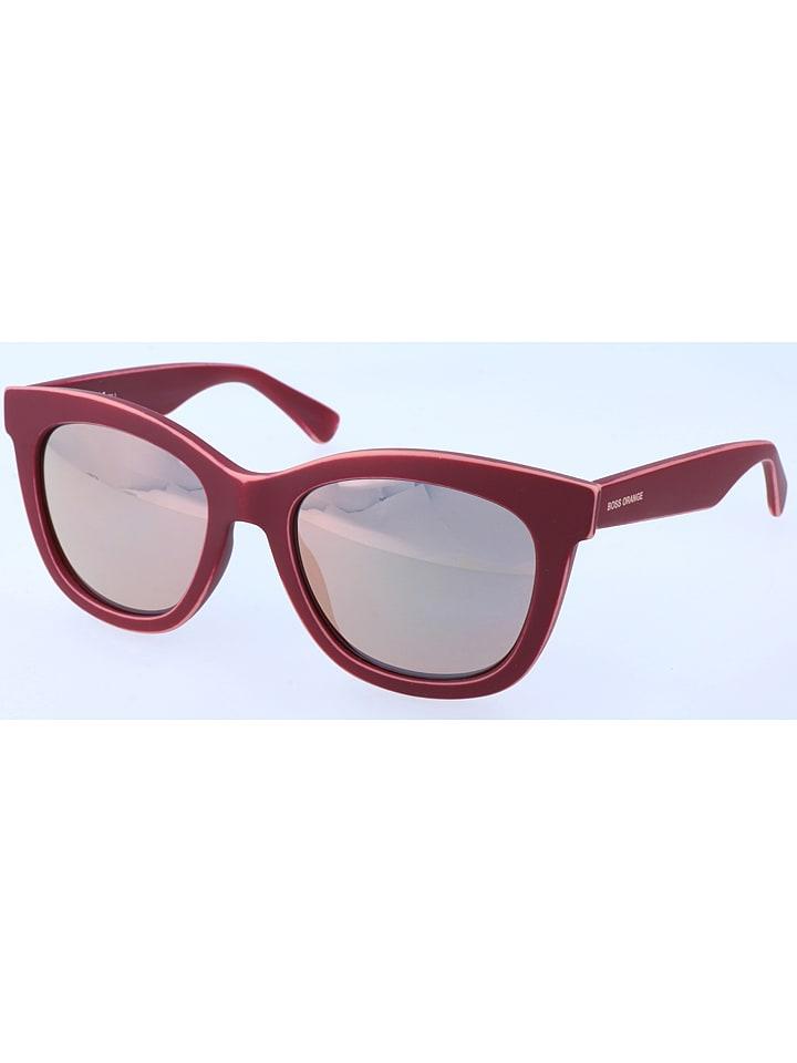 Boss Orange Damen Sonnenbrille In Rot Pink Gunstig Kaufen Limango