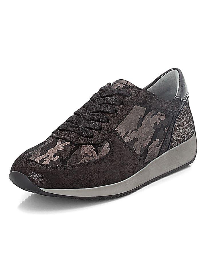 Sonderkauf Promo-Codes Räumungspreise Leder-Sneakers