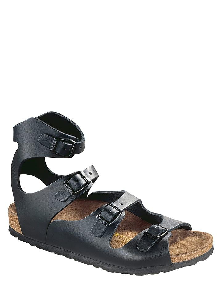 zu Füßen bei erster Blick verkauf uk Leder-Sandalen