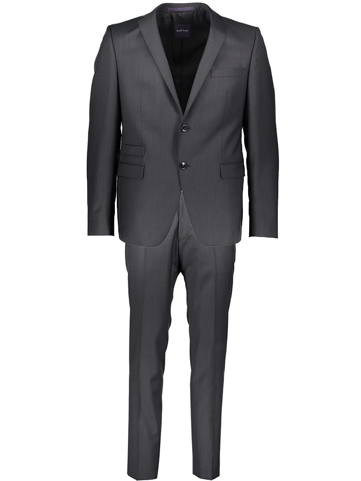 competitive price 987d1 ed58c Anzug - Slim fit - in Anthrazit