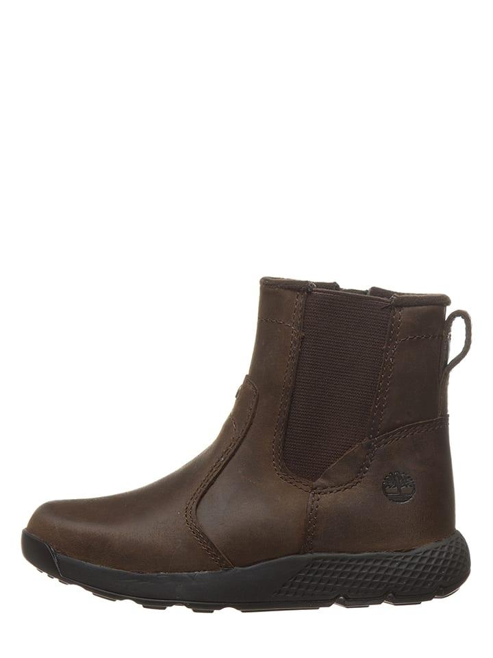 tani przystępna cena zawsze popularny Boots chelsea en cuir