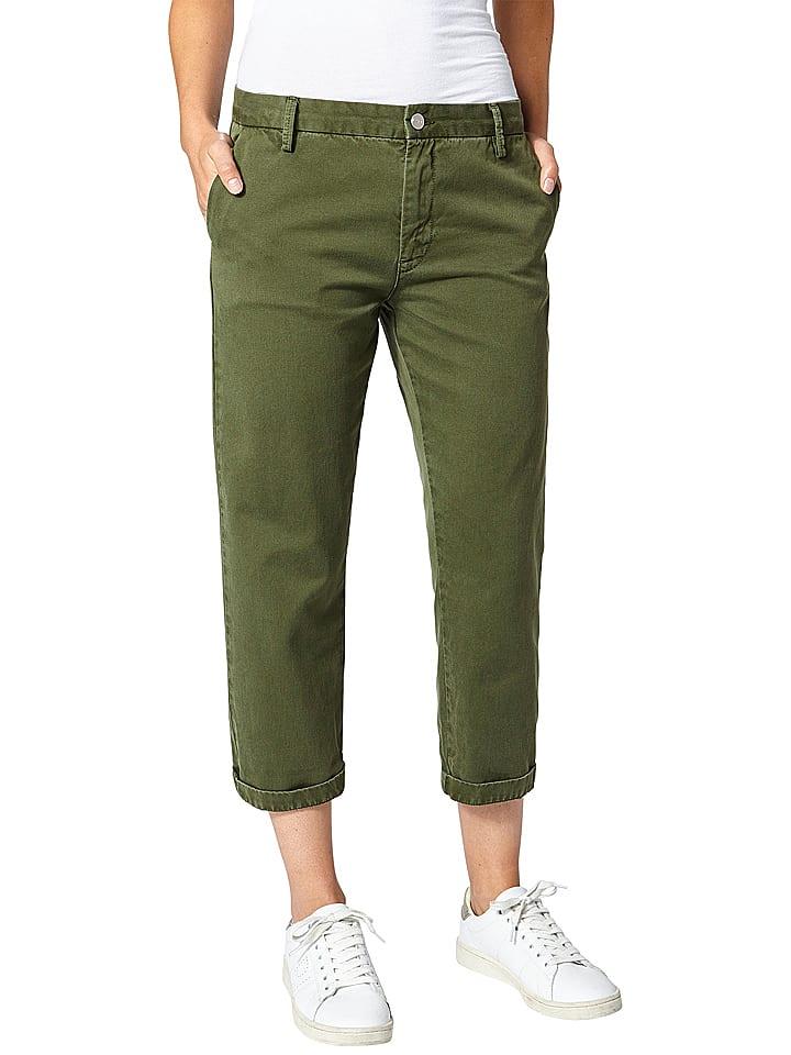 Hosen von Pepe Jeans in Khaki für Damen