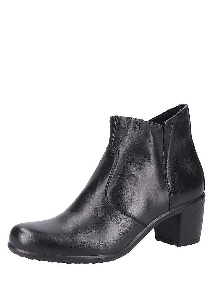 online store 045f8 35cd0 bama stiefelette schwarz