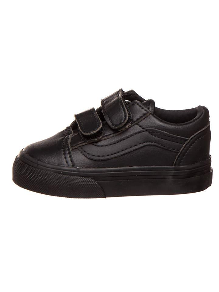 Sneakers Old Skool mit Leder