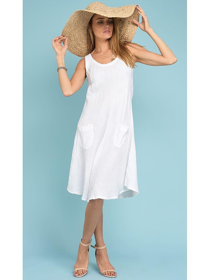 konkurrenzfähiger Preis eb0f1 e8713 Leinen-Kleid
