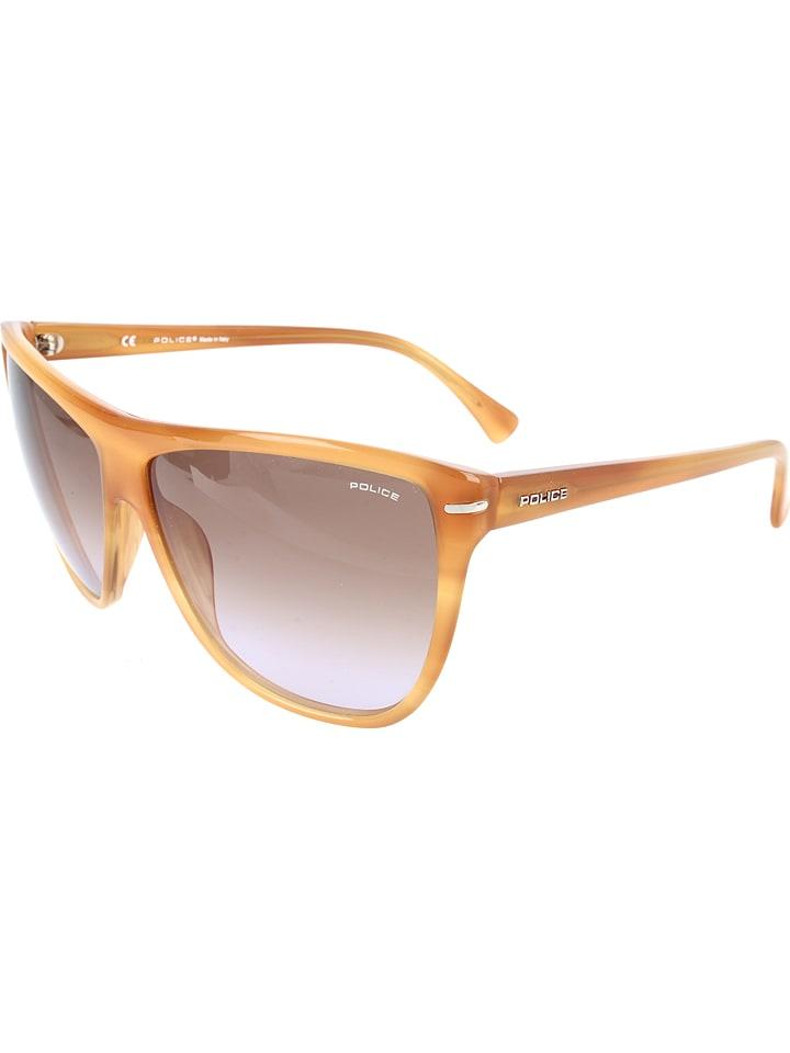 professionelles Design ankommen wähle echt Damen-Sonnenbrille in Dunkelbeige/ Grau