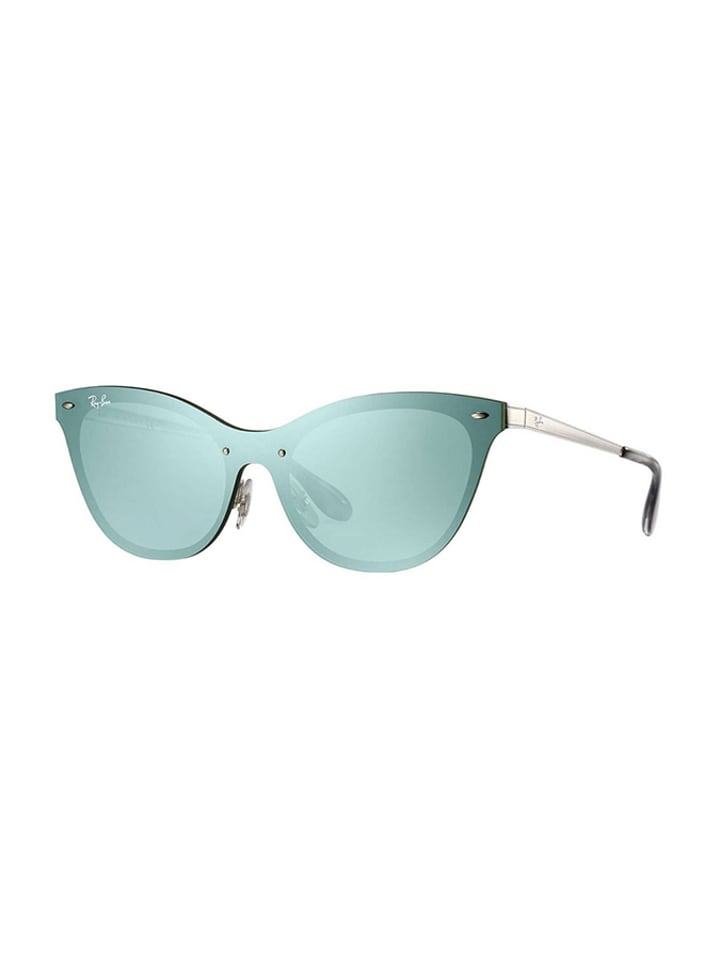 lunette de soleil ray ban femme bleu