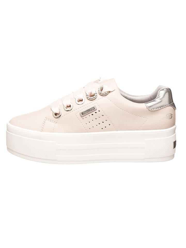 Sneakers in Rosé