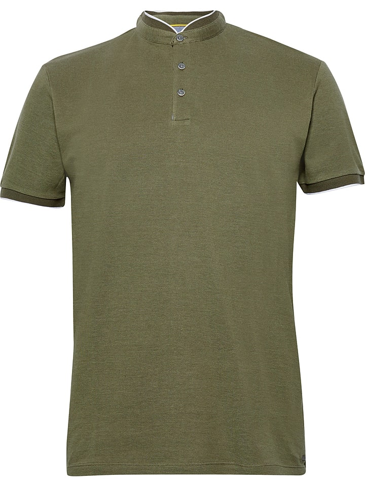Koszulka polo w kolorze khaki