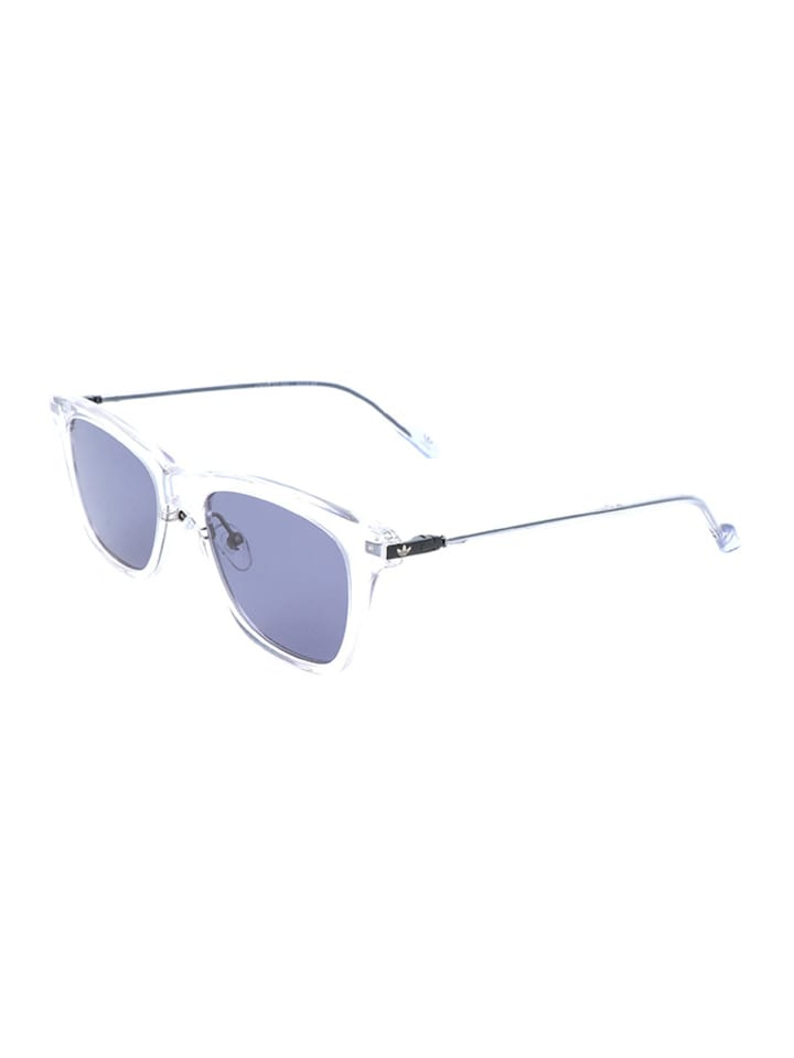 mäßiger Preis uk billig verkaufen im Angebot Damen-Sonnenbrille in Transparent/ Grau