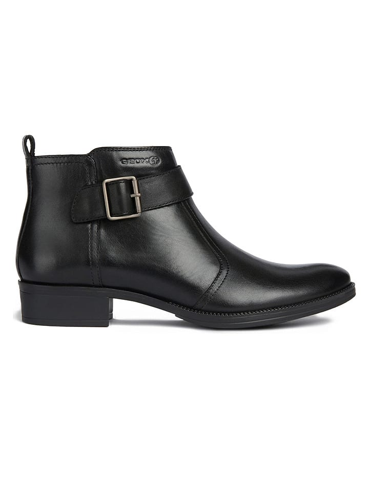 sneakers for cheap 41c83 a8c4d Leder-Ankle-Boots