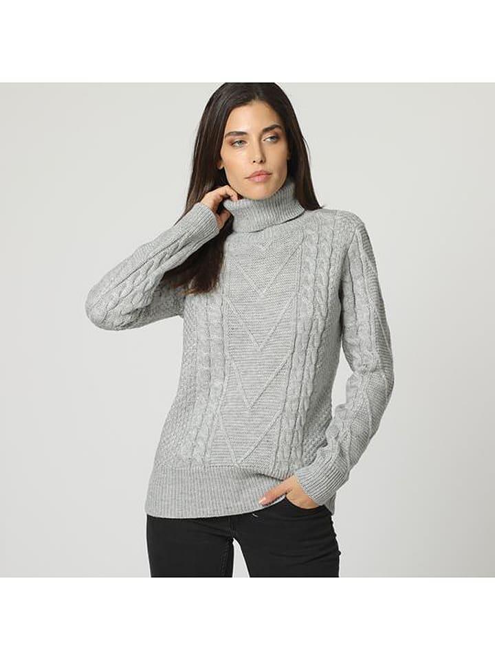 ASSUILI Pullover in Anthrazit | limango Outlet