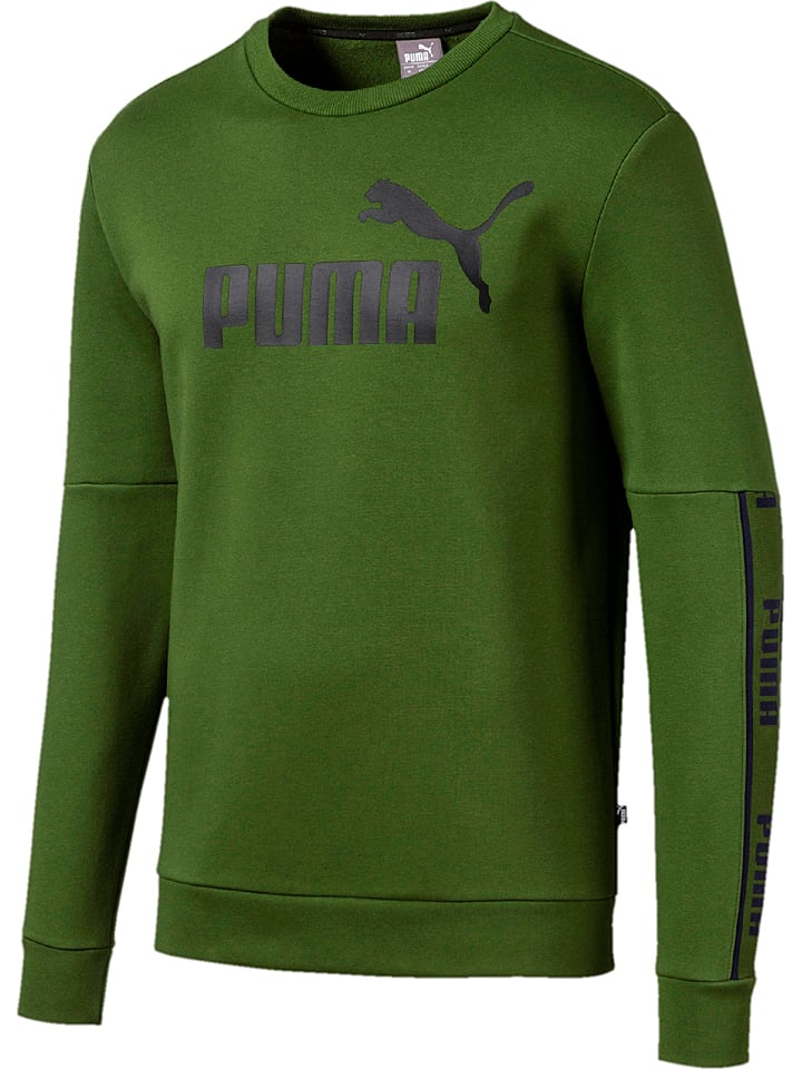 Puma Amplified Crew FL: Amazon.es: Deportes y aire libre
