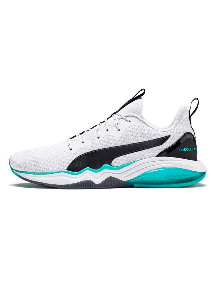 Puma Puma LQDCELL Tension zwart sneakers heren