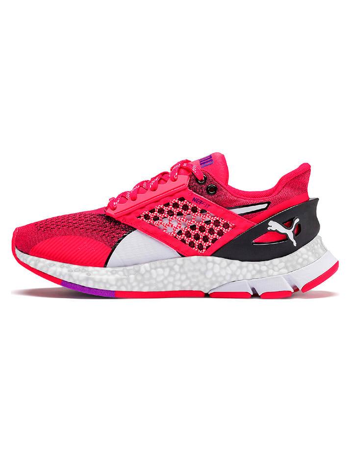 puma chaussure rouge