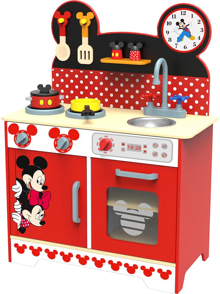 Mickey Mouse Spielküche aus Holz