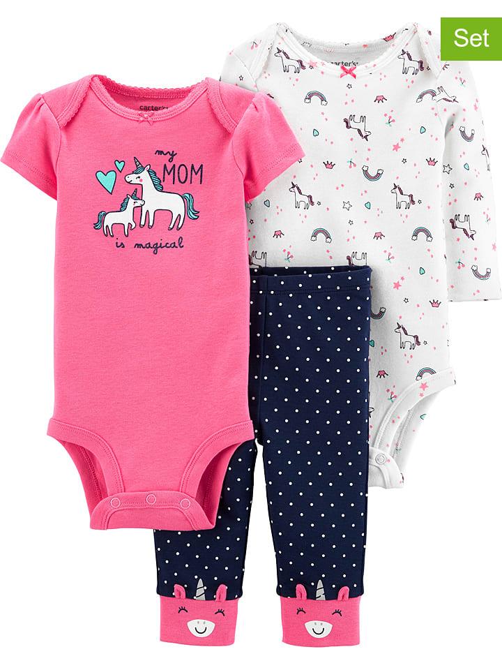 Einhorn Bekleidungsset für Babys