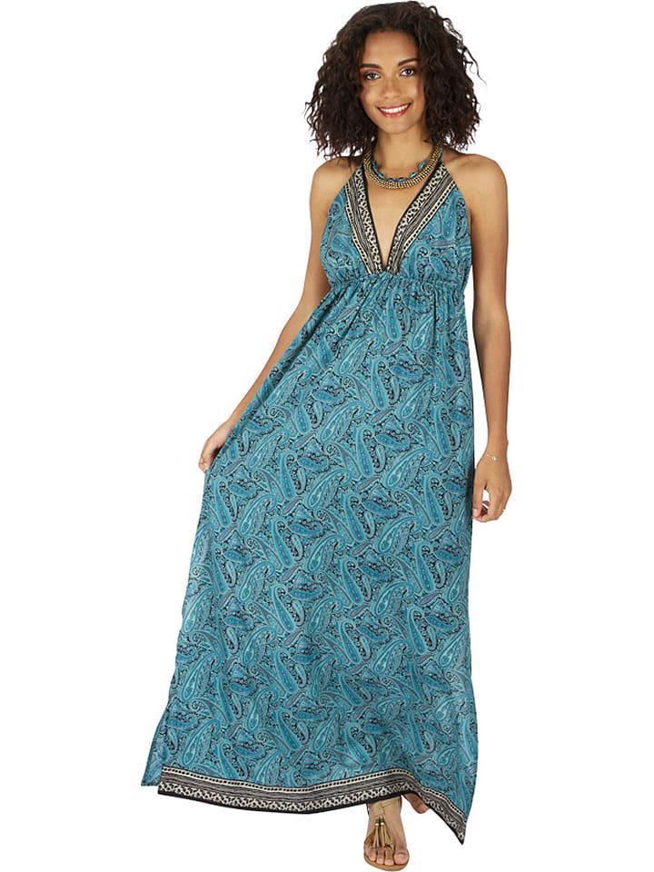 Ipanima Kleid In Blau Schwarz Gunstig Kaufen Limango